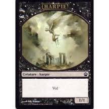 Token Magic Magic the Gathering Token/Jeton - Theros - 06/11 Harpie