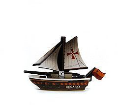Pirates of the Crimson Coast Pirates 058 - La Rosario (Ship) - Pirates of the Crimson Coast