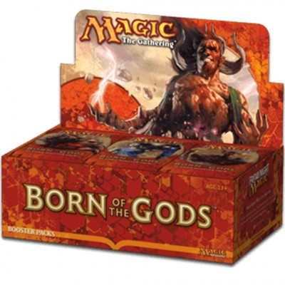 Boites de Boosters Magic the Gathering Born of the Gods