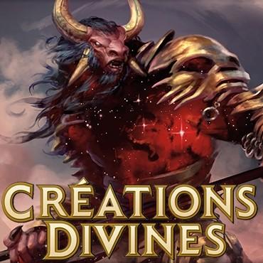 Collections Complètes Créations divines / Born Of The Gods - Set complet (en français)