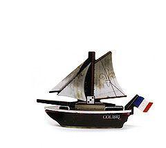 Pirates of the Crimson Coast Pirates 083 - Le Colibri (Ship) - Pirates of the Crimson Coast