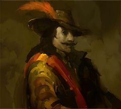 Pirates of the Crimson Coast Pirates 088 - Monsieur LeNoir (Crew) - Pirates of the Crimson Coast