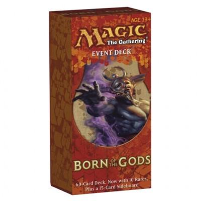 Decks Born of the Gods - Event Deck : Underworld Herald - Blanc/Noir