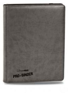Classeurs et Portfolios Portfolio Ultra Pro - A4 Premium Pro-Binder - Gris