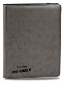 Classeurs et Portfolios Accessoires Pour Cartes Portfolio Ultra Pro - A4 Premium Pro-Binder - Gris
