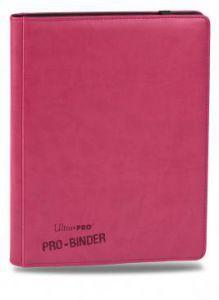 Classeurs et Portfolios Accessoires Pour Cartes Portfolio Ultra Pro - A4 Premium Pro-Binder - Rose
