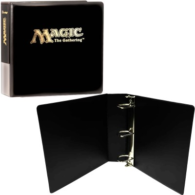 Classeur et Feuilles Magic the Gathering Gros Classeur - Officiel Magic
