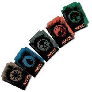 Boites de rangement illustrées Accessoires Pour Cartes Ultra Pro - 15 Séparateurs De Cartes [deck Dividers] - Symboles De Mana - Acc