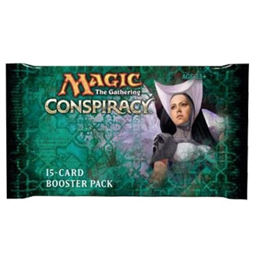 Boosters Magic the Gathering Conspiracy
