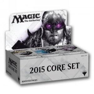 Boites de Boosters Magic 2015 - Boite de 36 boosters Magic