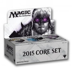 Boites de Boosters Magic 2015 - Boite de 36 boosters