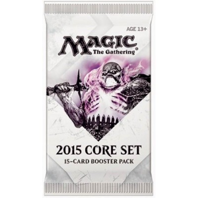 Boosters Magic 2015
