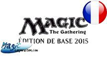 Collection Complète Magic the Gathering Magic 2015 - Set complet (en français)