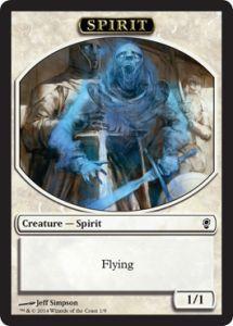 Tokens Magic Token/jeton - Conspiracy - Esprit