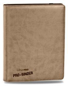 Classeurs et Portfolios Accessoires Pour Cartes Portfolio Ultra Pro - A4 Premium Pro-Binder - Blanc