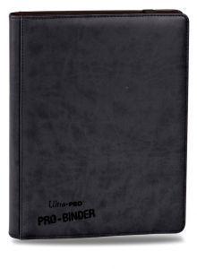 Classeurs et Portfolios Accessoires Pour Cartes Portfolio Ultra Pro - A4 Premium Pro-Binder Haut de Gamme - Noir - ACC