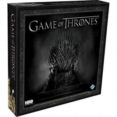 Thème : Médiéval Jeux de Plateau Le Trône de Fer HBO (Game of Thrones) - Le jeu de cartes