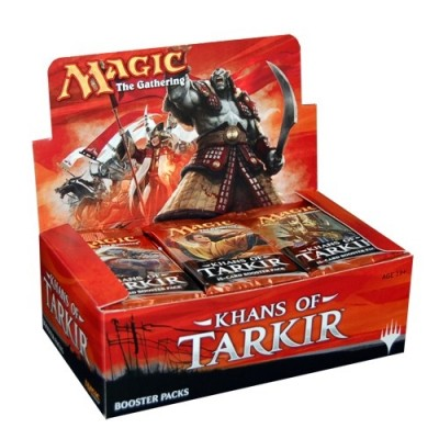 Boites de Boosters Magic the Gathering Khans of Tarkir - Boite de 36 boosters Magic