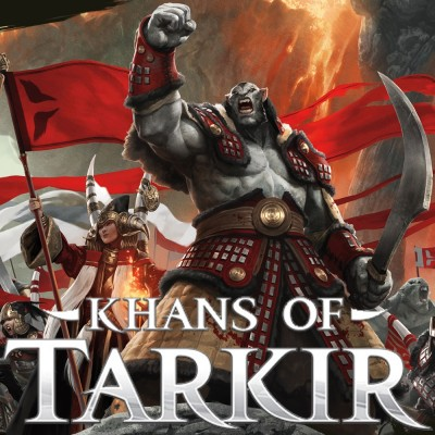 Collections Complètes Magic the Gathering Les Khans de Tarkir - Set complet