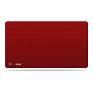 Tapis de Jeu Accessoires Pour Cartes Playmat - Rouge