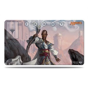 Tapis de Jeu Magic the Gathering Commander 2014 - Playmat - Téfeiri