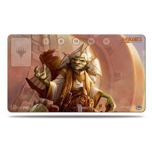 Tapis de Jeu Magic the Gathering Commander 2014 - Playmat - Daretti