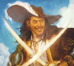 Pirates of the Revolution Pirates 062 - Guy LaPlante (Crew) - Pirates of the Revolution