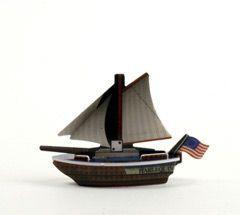 Pirates of the Revolution Pirates 088 - Harelquin (Ship) - Pirates of the Revolution