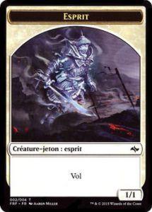 Tokens Magic Accessoires Pour Cartes Token/Jeton - Destin Reforgé N°2 - Esprit