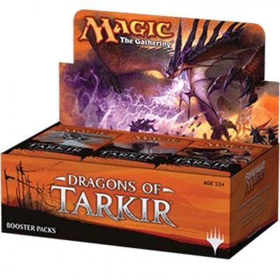Boites de Boosters Dragons of Tarkir