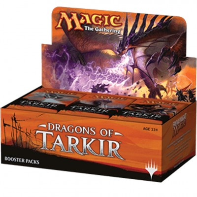 Boites de Boosters Magic the Gathering Dragons of Tarkir - Boite de 36 boosters Magic