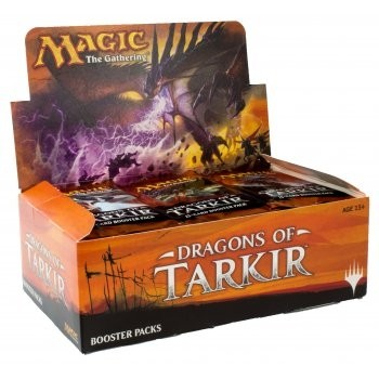 Boites de Boosters Magic the Gathering Les Dragons de Tarkir