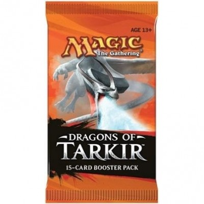 Boosters Dragons of Tarkir / Dragons de Tarkir - DTK - Booster de 15 cartes Magic