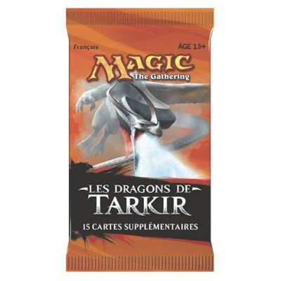 Boosters Magic the Gathering Les Dragons de Tarkir