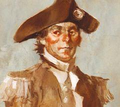 Pirates of the Revolution Pirates 089 - John Paul Jones (Crew) - Pirates of the Revolution