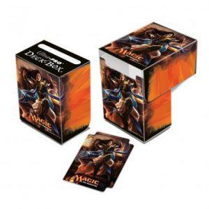 Boites de rangement illustrées Accessoires Pour Cartes Deck Box Ultra Pro - Dragons de Tarkir - Narset - ACC