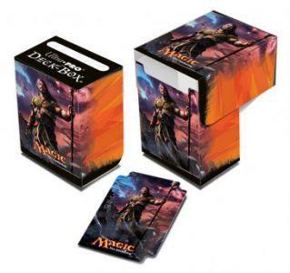 Boites de rangement illustrées  Deck Box Ultra Pro - Dragons de Tarkir - Sarkhan - ACC