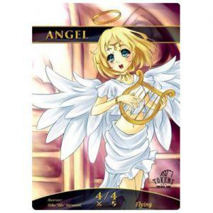 Tokens Magic Accessoires Pour Cartes Token/Jeton foil - Ange