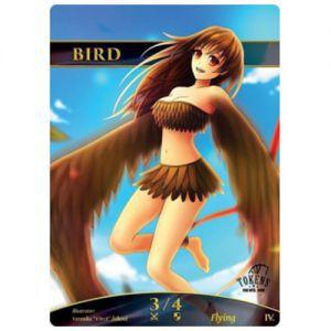 Tokens Magic Accessoires Pour Cartes Token/jeton foil - Oiseau