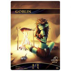 Tokens Magic Accessoires Pour Cartes Token/jeton foil - Gobelin