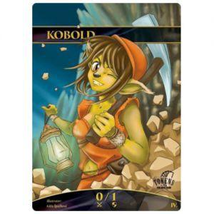 Tokens Magic Accessoires Pour Cartes Token/jeton foil - Kobold