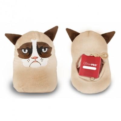 Boites de rangement illustrées  Deck Box Ultra Pro - Grumpy Cat - Peluche - ACC