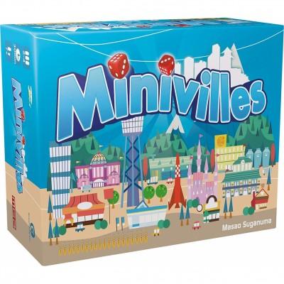 Incontournables Petits Jeux Minivilles