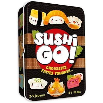 Incontournables Petits Jeux Sushi Go !