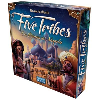 Autres jeux de plateau Five Tribes