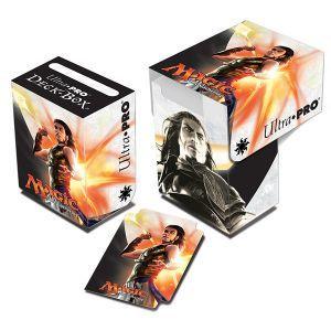 Boites de rangement illustrées Accessoires Pour Cartes Magic Origines - Deck Box - Gideon