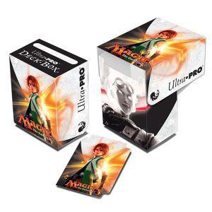 Boites de rangement illustrées Accessoires Pour Cartes Deck Box Ultra Pro - Magic Origines - Chandra - ACC