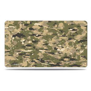 Tapis de Jeu Accessoires Pour Cartes Playmat - Camouflage Camo