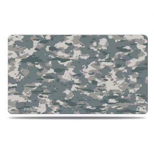 Tapis de Jeu Accessoires Pour Cartes Playmat - Camouflage Arctic