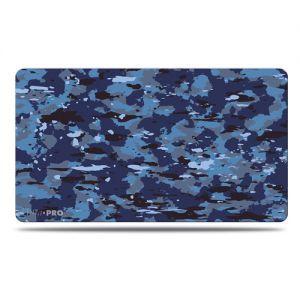 Tapis de Jeu Accessoires Pour Cartes Playmat - Camouflage Navy